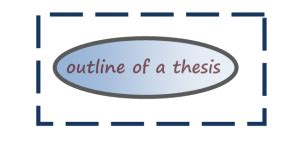 An Outline For The Writing of MA Thesis Proposals